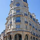 Apartment & Commercial Building Vannes Brittany France by Buckwhite
