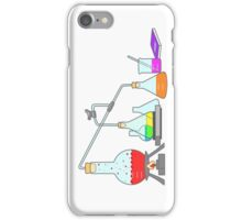 Laboratory material iPhone Case/Skin