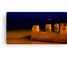 Light Blocks Canvas Print