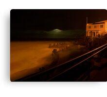 Wild Night Canvas Print