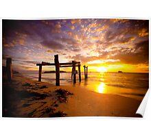 Hamelin Bay - Western Australia Poster