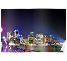 Vivid 2011 - Sydney Poster