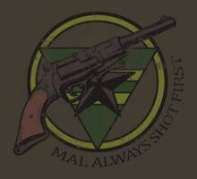 Mal always shot first