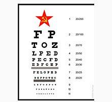 Campaign Memories: Sarah Palin's Eye Chart Unisex T-Shirt