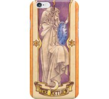 "Clow card ""The Return"" iPhone Case/Skin"