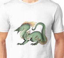 Wrinkle Dragon Unisex T-Shirt