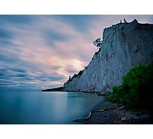 The Scarborough Bluffs Photographic Print