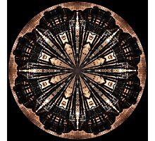Schneeflocke für Gustav Klimt Photographic Print