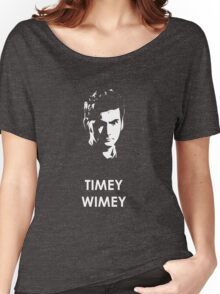 Timey Wimey Women's Relaxed Fit T-Shirt