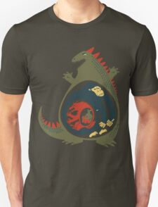 Monster Food Chain Unisex T-Shirt