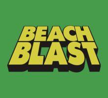 Beach Blast by wrestlemerch