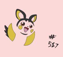 Pokemon 587 Emolga Kids Tee