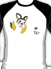 Pokemon 587 Emolga T-Shirt