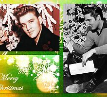 Merry Christmas Elvis by ©The Creative  Minds