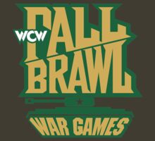 Fall Brawl War Games by wrestlemerch