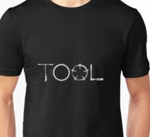 Tool T-shirt Design White Unisex T-Shirt