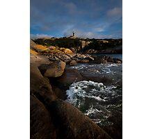 Jetty Bay, Montague Island Photographic Print