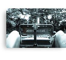 Tractor John  Canvas Print