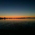 Evening Lights on the Bay by Jonathon Wuehler