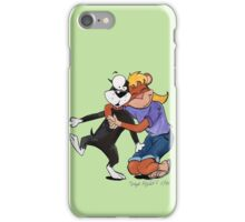 Penny Hugs Butch Elsewhere iPhone Case/Skin