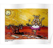 PRISCILLA QUEEN OF THE DESERT Poster