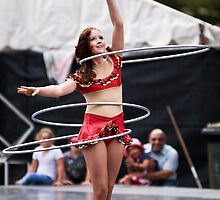 Hula Girl.. by Gordon Pressley