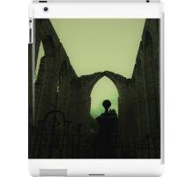 Gothic Church iPad Case/Skin