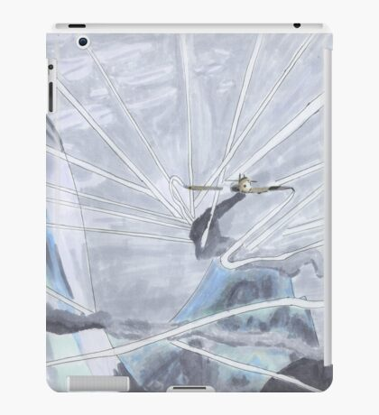Fly For Your Life iPad Case/Skin