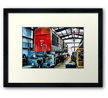SP 9010 Framed Print