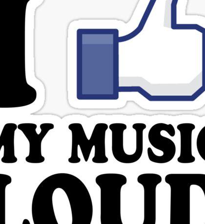 FB like 1 Sticker