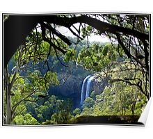 Lower Ebor Falls    --- NSW  Australia Poster