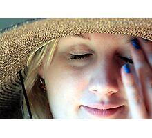 Between Shots Photographic Print