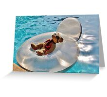 This is the life... Greeting Card