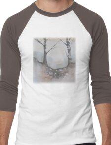 Watercolour - Google Me! Men's Baseball ¾ T-Shirt