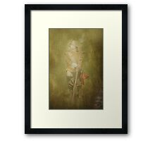 The Pikeman Framed Print