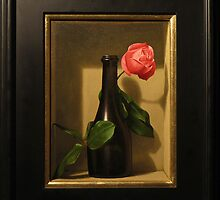 Bottled Rose by Paul Coventry-Brown