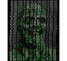 Matrix Fulci Zombie Photographic Print