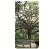 Washington Oaks iPhone Case/Skin