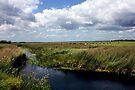 Suffolk landscape Scene at Aldeburgh by Darren Burroughs