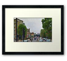 LONDON_View 015 Framed Print