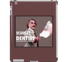 Schultz the Dentist iPad Case/Skin