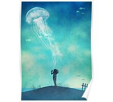 The Thing About Jellyfish Poster