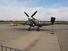 Supermarine Spitfire Mk XVI - VH-XVI by Joe Hupp
