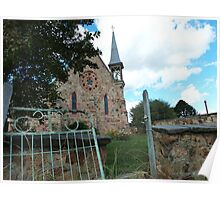 Carcoar - Church of the Emmaculate Conception Poster