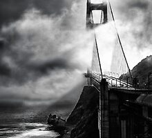 Golden Gate Bridge by Kana Photography