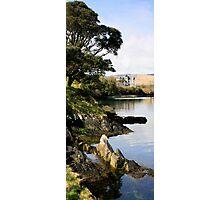 Puxley Mansion - Dunboy, Beara, Ireland Photographic Print