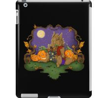Werewolf Halloween  iPad Case/Skin
