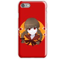Deep Sea Prisoner - Red Sea Witch iPhone Case/Skin