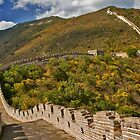 The Great Wall Series - at Mutianyu #2 by © Hany G. Jadaa © Prince John Photography