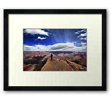 Grand Canyon Marvel Framed Print